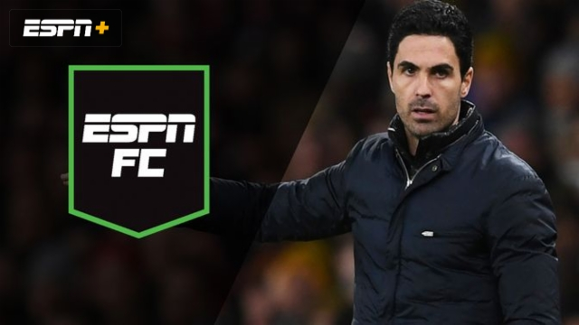 Sun, 2/23 - ESPN FC: Arteta making mark at Arsenal