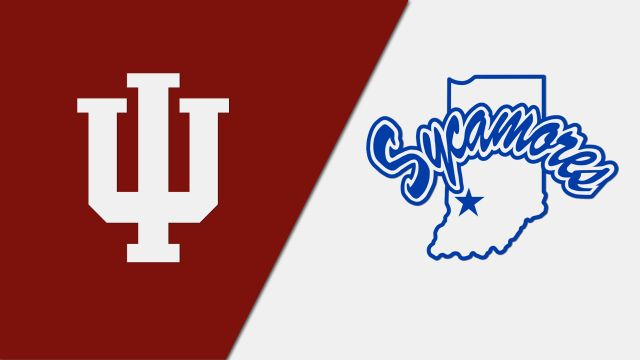 Indiana vs. Indiana State (Baseball)