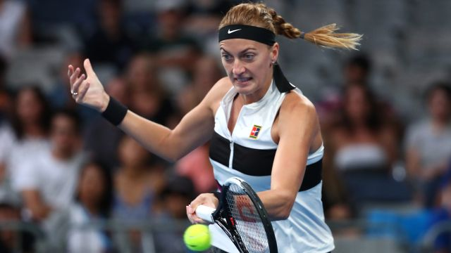 (8) Kvitova vs. Anisimova (Women's Fourth Round)