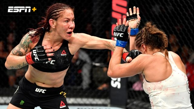 UFC 240: Cyborg vs. Spencer
