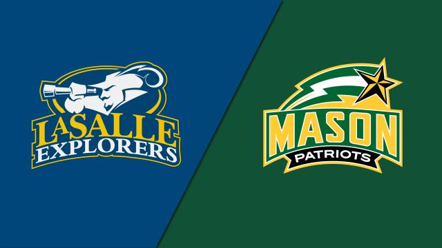 La Salle vs. George Mason (W Basketball)