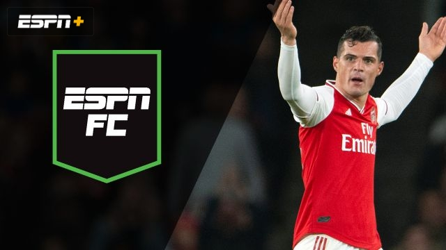 Thu, 10/31 - ESPN FC: Doubt surrounding Emery, Xhaka at Arsenal