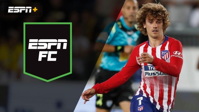Tue, 7/9 - ESPN FC: Griezmann to be fined?
