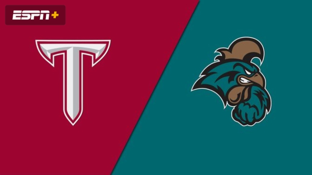 Troy vs. Coastal Carolina (M Basketball)