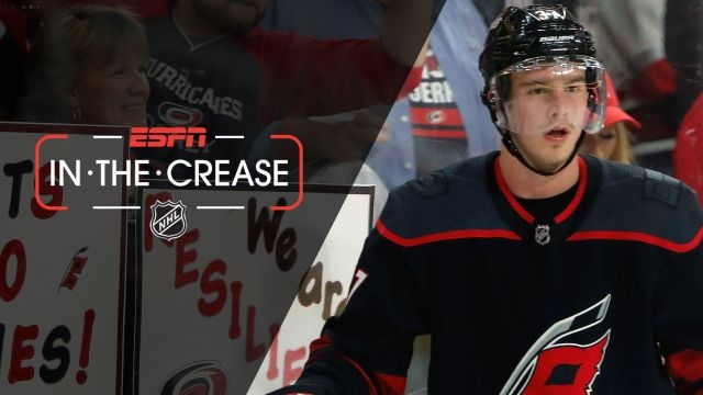 Thu, 5/2 - In the Crease: Hurricanes going for big series lead