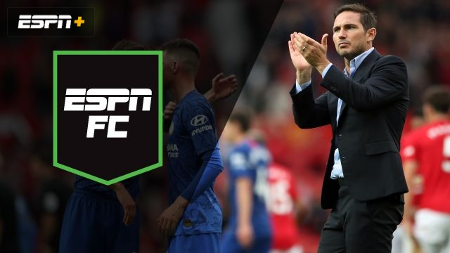 Mon, 8/12 - ESPN FC: Lampard fires back at Mourinho
