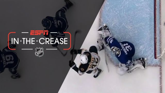 Tue, 4/17 - In the Crease