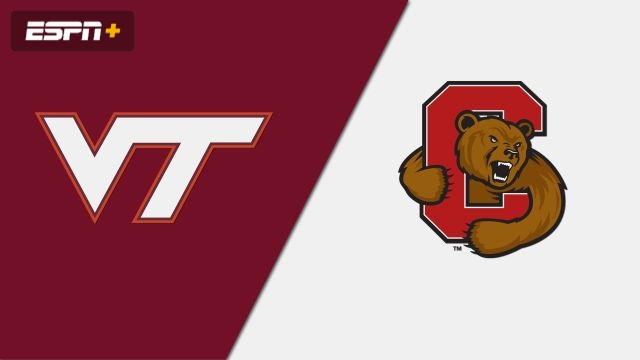 Virginia Tech vs. Cornell (Wrestling)