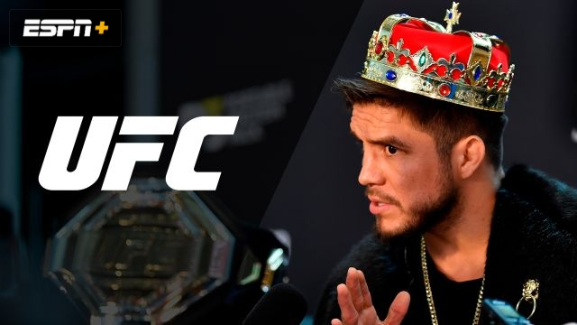 UFC 238 Weigh-In: Cejudo vs. Moraes (Ceremonial Weigh-Ins)