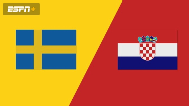 Sweden vs. Croatia