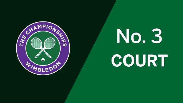 (6) Roger-Vasselin/Hlavackova vs. (11) Peya/Melichar (Mixed Doubles Third Round)