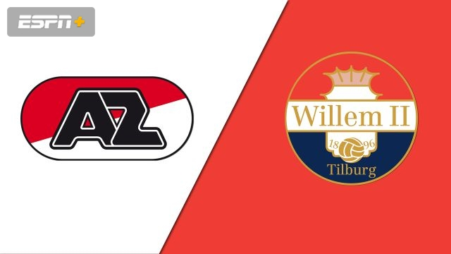 AZ Alkmaar vs. Willem II (Eredivisie)