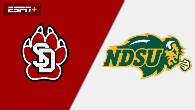 South Dakota vs. North Dakota State (M Basketball)