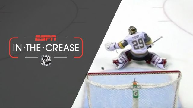Thu, 5/3 - In the Crease