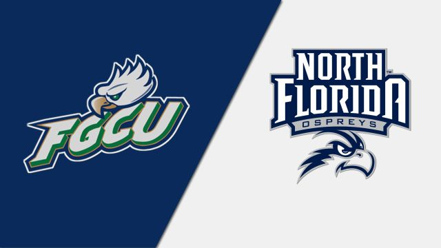Florida Gulf Coast vs. North Florida (M Tennis)