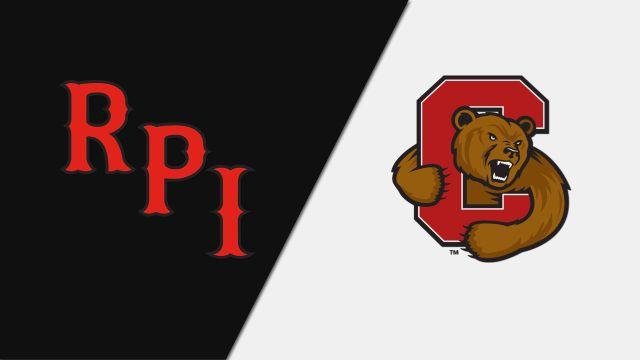 Rensselaer vs. #8 Cornell (M Hockey)