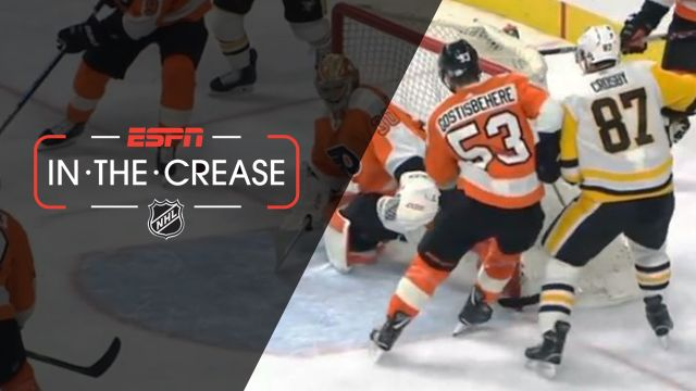 Thu, 4/19 - In the Crease