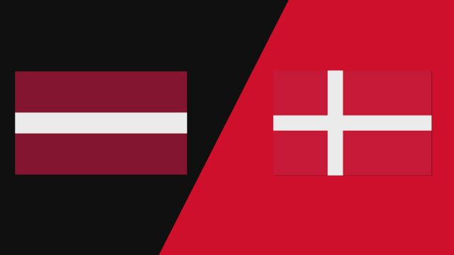 Latvia vs. Denmark (IIHF World Championship)