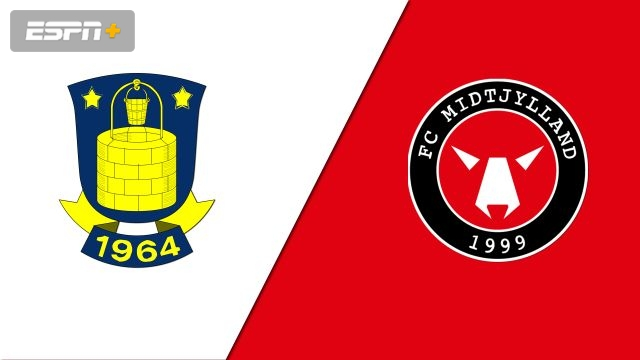 Brondby IF vs. FC Midtylland (Danish Superliga)