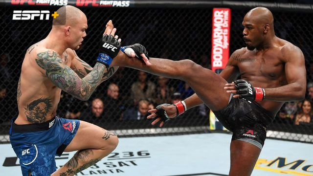 UFC 235: Jones vs. Smith (Prelims)