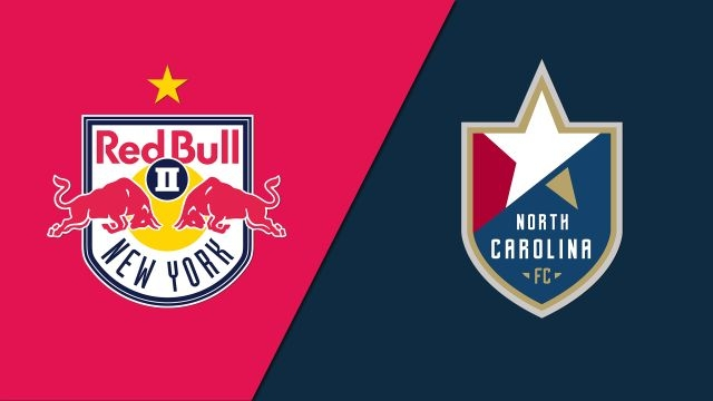 New York Red Bulls II vs. North Carolina FC (USL Championship)