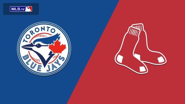Toronto Blue Jays vs. Boston Red Sox