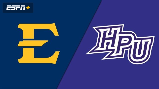 East Tennessee State vs. High Point (W Basketball)