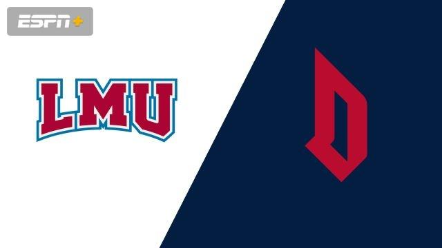 Loyola Marymount vs. Duquesne (W Soccer)