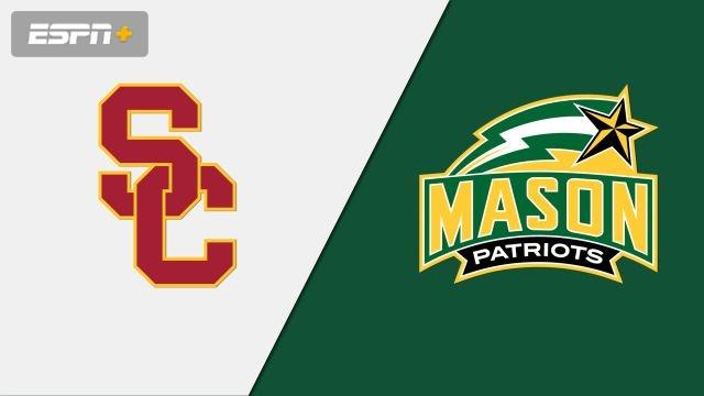 #12 USC vs. George Mason (M Volleyball)