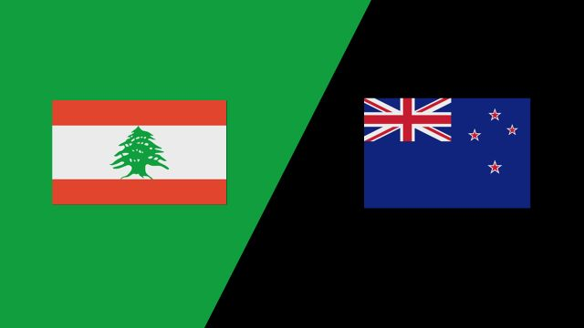 Lebanon vs. New Zealand