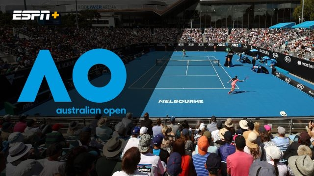 (7) Stosur/Rojer vs. Sharma/Smith (Mixed Doubles Second Round)