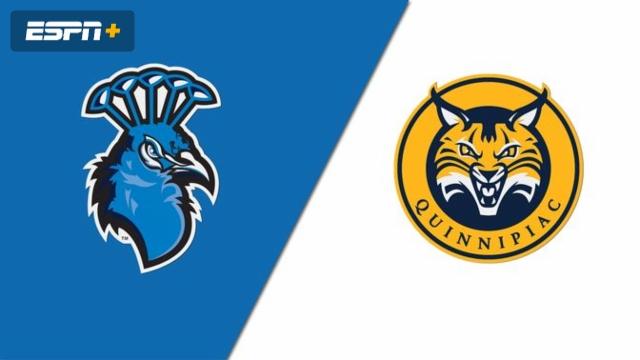 Saint Peter's vs. Quinnipiac (W Basketball)