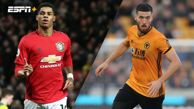 Manchester United vs. Wolverhampton (3rd Round Replay)(FA Cup)