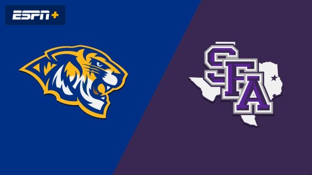 Central Christian (KS) vs. Stephen F. Austin (W Basketball)