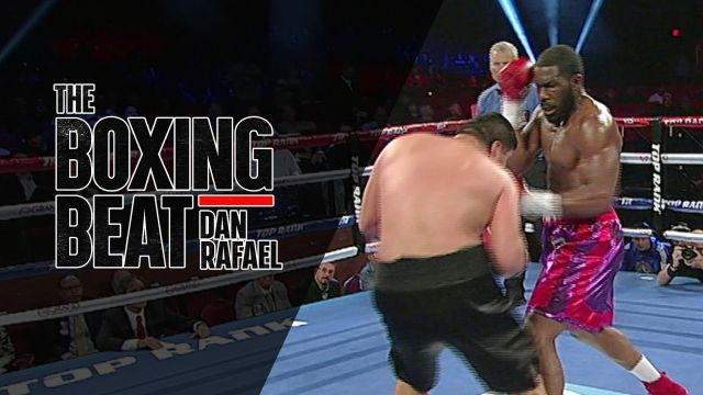Tue, 8/14 - The Boxing Beat with Dan Rafael