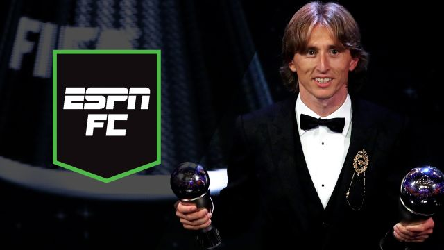 Mon, 9/24 - ESPN FC: Modrić is The Best