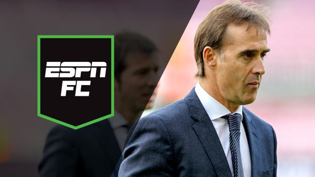 Mon, 10/29 - ESPN FC: Lopetegui out at Madrid