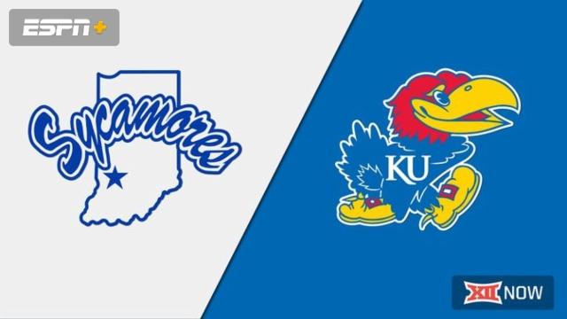 Indiana State vs. Kansas (Baseball)