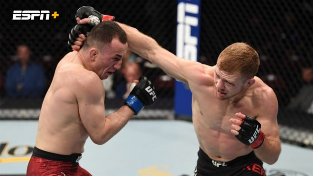 Casey Kenney vs. Merab Dvalishvili (UFC Fight Night: Anderson vs. Blachowicz 2)