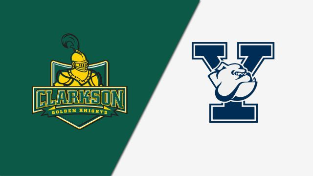 #15 Clarkson vs. Yale (M Hockey)