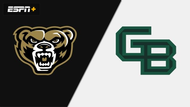 Oakland vs. Green Bay (M Basketball)