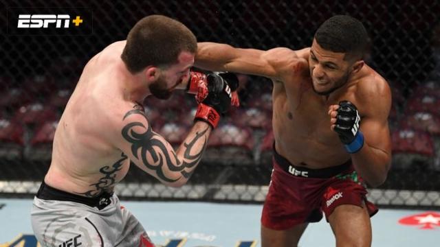Austin Lingo vs. Youssef Zalal (UFC 247)