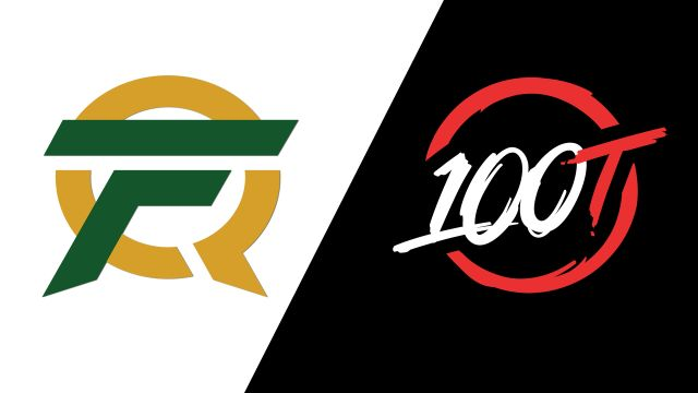 7/22 FlyQuest vs 100 Thieves