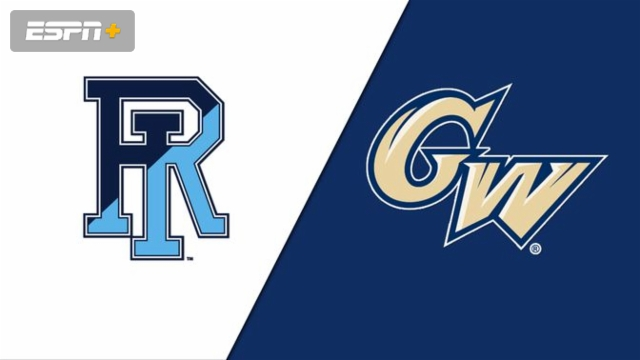 Rhode Island vs. George Washington (W Basketball)