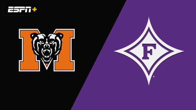 Mercer vs. Furman (Football)