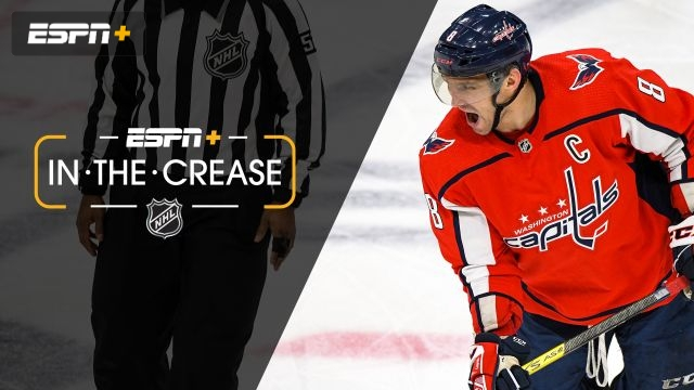 Sat, 11/30 - In the Crease: Caps look for comeback win