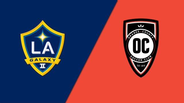 LA Galaxy II vs. Orange County SC (USL Championship)