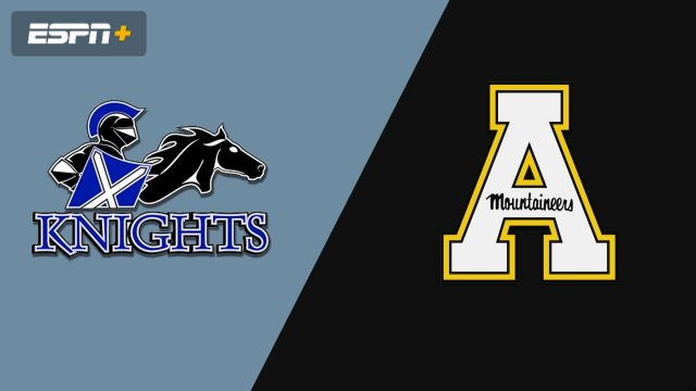 St. Andrews vs. Appalachian State (M Basketball)