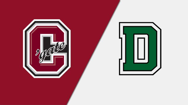 #8 Colgate vs. Dartmouth (W Hockey)