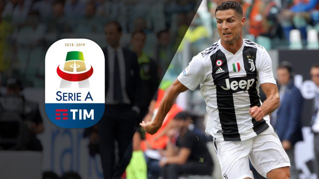 Sun, 9/16 - Serie A Weekly Highlight Show